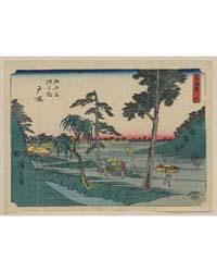 Totsuka, Photograph 01569V by Andō, Hiroshige