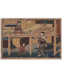 Jūshi, Photograph 01575V by Utagawa, Toyokuni
