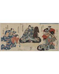 Soga No Taimen, Photograph 01602V by Utagawa, Kuniyoshi