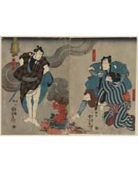 Oyone Magoshichi Taheiji, Photograph 016... by Utagawa, Kuniyoshi