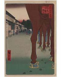 Yotsuya Naitō Shinjuku, Photograph 01783... by Andō, Hiroshige