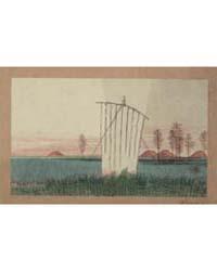 Fūkeiga, Photograph 01813V by Andō, Hiroshige