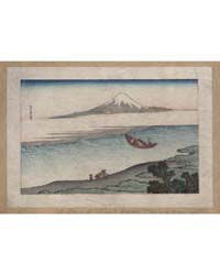 Fūkeiga, Photograph 01821V by Katsushika, Hokusai