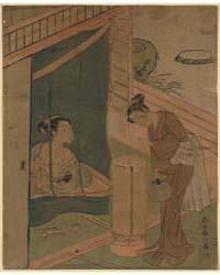 Kaya No Hahako, Photograph 01948V by Suzuki, Harunobu