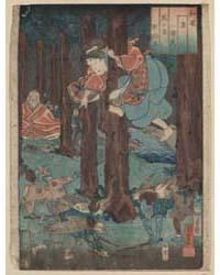 Hana Noen Shanaō, Photograph 01975V by Utagawa, Kuniyoshi