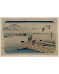 Mitsuke, Photograph 02003V by Andō, Hiroshige