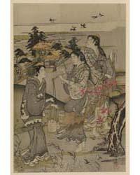 Chidori No Tamagawa, Photograph 02007V by Kubo, Shunman