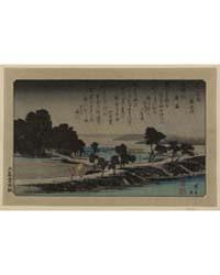 Azuma No Mori No Yau, Photograph 02024V by Andō, Hiroshige