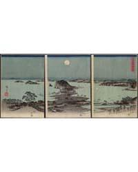 Uyōkanazawa Hashōyakei, Photograph 02035... by Andō, Hiroshige
