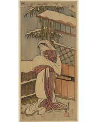 Nidaime Ichikawa Monnosuke, Photograph 0... by Ippitsusai, Bunchō