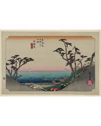 Shirasuka, Photograph 02085V by Andō, Hiroshige