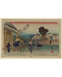 Totsuka, Photograph 02105V by Andō, Hiroshige