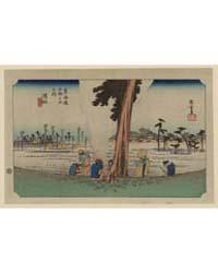 Hamamatsu, Photograph 02117V by Andō, Hiroshige