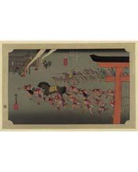 Miya, Photograph 02125V by Andō, Hiroshige
