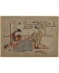Kyō, Photograph 02171V by Okumura, Masanobu