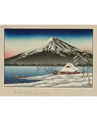 Winter Landscape with Small Snow-covered... by Library of Congress