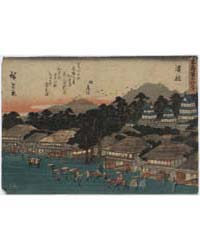 Hamamatsu, Photograph 02332V by Andō, Hiroshige