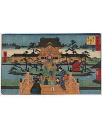 Kameido Tenmangū Keidai, Photograph 0233... by Andō, Hiroshige