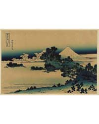 Soshū Shichirigahama, Photograph 02477V by Katsushika, Hokusai