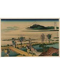 Sōshū Nakahara, Photograph 02484V by Katsushika, Hokusai