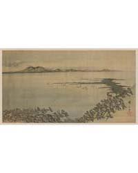 Fūkeiga, Photograph 02552V by Andō, Hiroshige