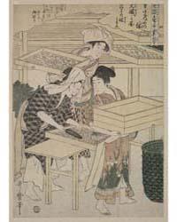 Shi, Photograph 02578V by Kitagawa, Utamaro