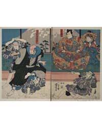 Satō Norikiyo Nyudō Saigyo Yoshinaka., P... by Utagawa, Kuniyoshi