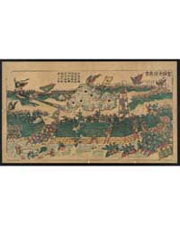 Battle Scene, Soldiers Storming a Fort, ... by Library of Congress