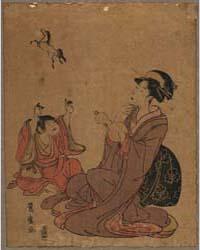 Yatsushi Chōkaro, Photograph 02725V by Utagawa, Toyohiro
