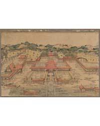Ukie Itsukushima Jinjya No Zu, Photograp... by Utagawa, Toyoharu
