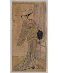 Onoe Matsusuke No Bikuni, Photograph 028... by Katsukawa, Shunshō