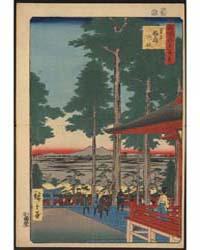 Ōji Inari No Yasiro, Photograph 02930V by Andō, Hiroshige