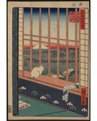 Asakusa Tanbo Torinomachi Mōde, Photogra... by Andō, Hiroshige