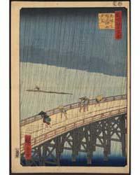 Ōhashi Atake No Yūdachi, Photograph 0295... by Andō, Hiroshige
