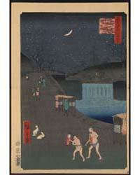 Toranomon-soto Aoizaka, Photograph 02951... by Andō, Hiroshige