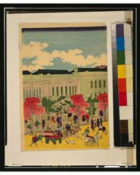 Tōkyō Shimbashi Rengaishi Tetsudō Jōkish... by Library of Congress