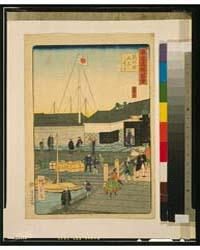 Tōkyō Meishō Zu, Photograph 3G10392V by Utagawa, Hiroshige