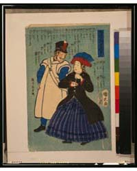 Gokakoku No Uchi: Roshiyajin, Photograph... by Kunihisa, II
