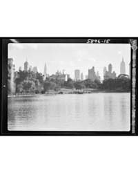 New York City Views, Central Park, Photo... by Genthe, Arnold
