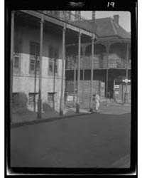 Dauphine Street, New Orleans, Photograph... by Genthe, Arnold
