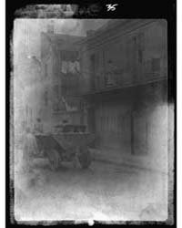 Street Scene, New Orleans or Charleston,... by Genthe, Arnold