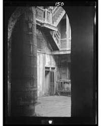Cistern and Outer Stairs of an Old-time ... by Genthe, Arnold