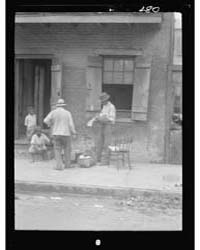 Street Vendor, New Orleans, Photograph 7... by Genthe, Arnold