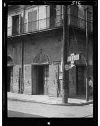 Absinthe House, New Orleans, Photograph ... by Genthe, Arnold
