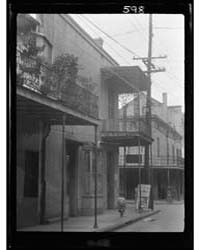 Street Scene, New Orleans, Photograph 7A... by Genthe, Arnold