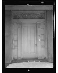 Entrance to an Unidentified Building, Ne... by Genthe, Arnold