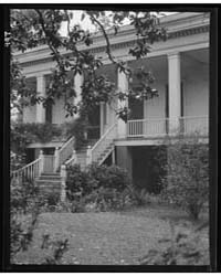 Plantation House, Uptown, New Orleans, P... by Genthe, Arnold