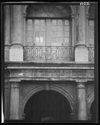 Facade of the Cabildo, the Old Spanish T... by Genthe, Arnold