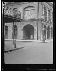 Street Corner, New Orleans, Photograph 7... by Genthe, Arnold
