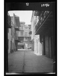 Cathedral Alley, New Orleans, Photograph... by Genthe, Arnold